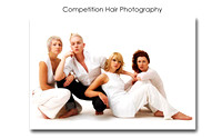 Competition Hair photography